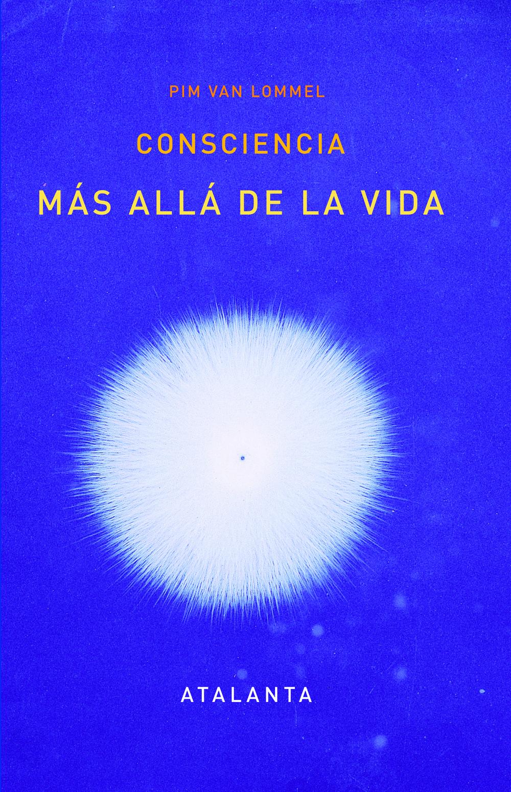 Libro sobre ECM: Consciencia. Más allá de la vida. Pim van Lommel.